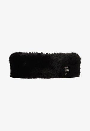IKONIK HEADBAND - Ear warmers - black