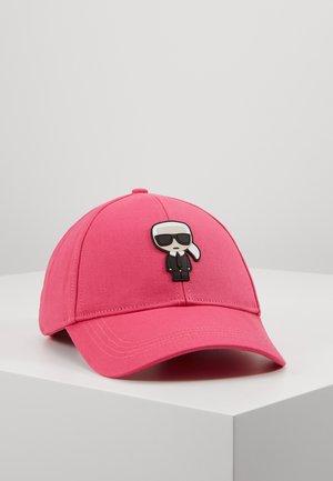 IKONIK CAP - Czapka z daszkiem - pink