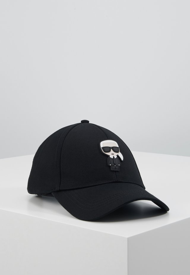 IKONIK CAP - Czapka z daszkiem - black