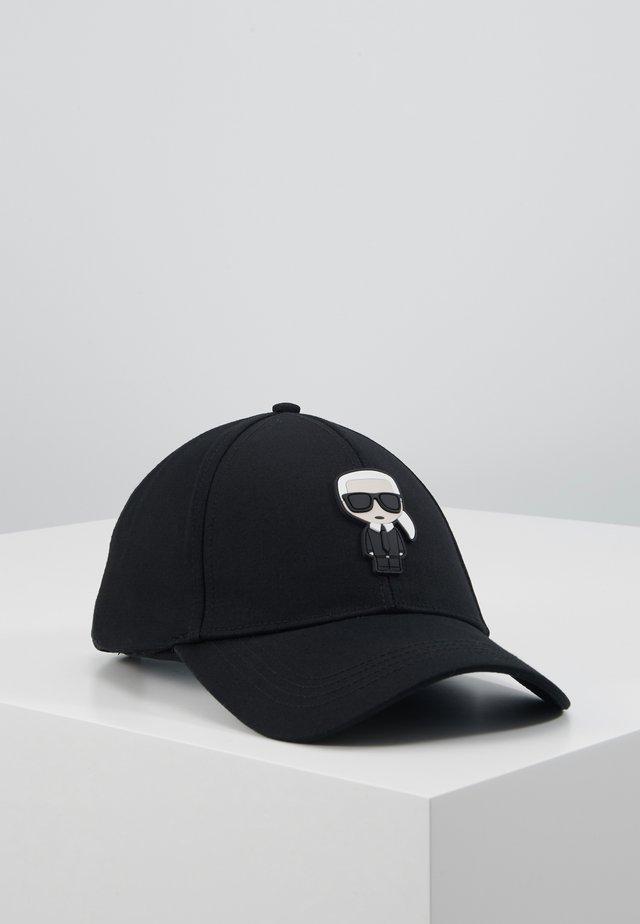 IKONIK CAP - Cap - black
