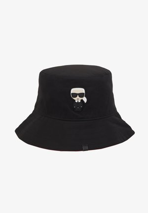 IKONIK BUCKET HAT - Hat - black