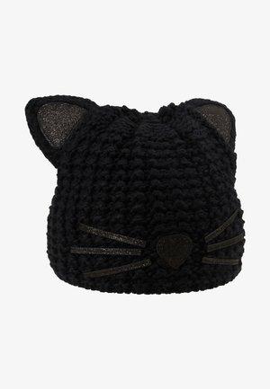 CHOUPETTE LUXURY BEANIE - Bonnet - black