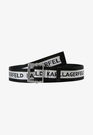 LOGO WEBBING BELT - Bælter - black