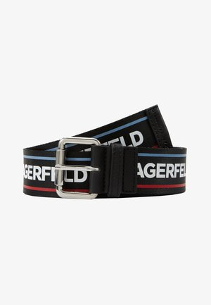 WEBBING HIP BELT - Belt - black