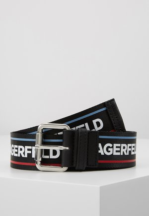 WEBBING HIP BELT - Ceinture - black