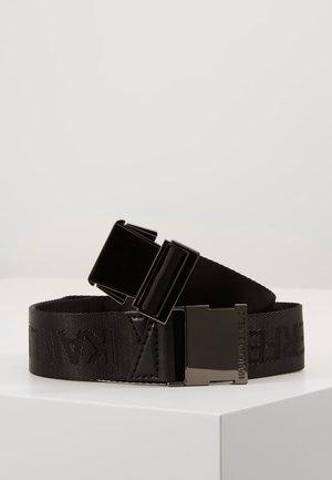 KARL X CARINE BELT - Belt - black