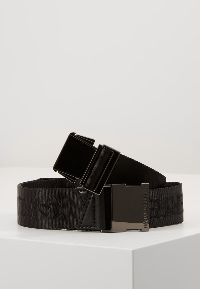 KARL X CARINE BELT - Belte - black