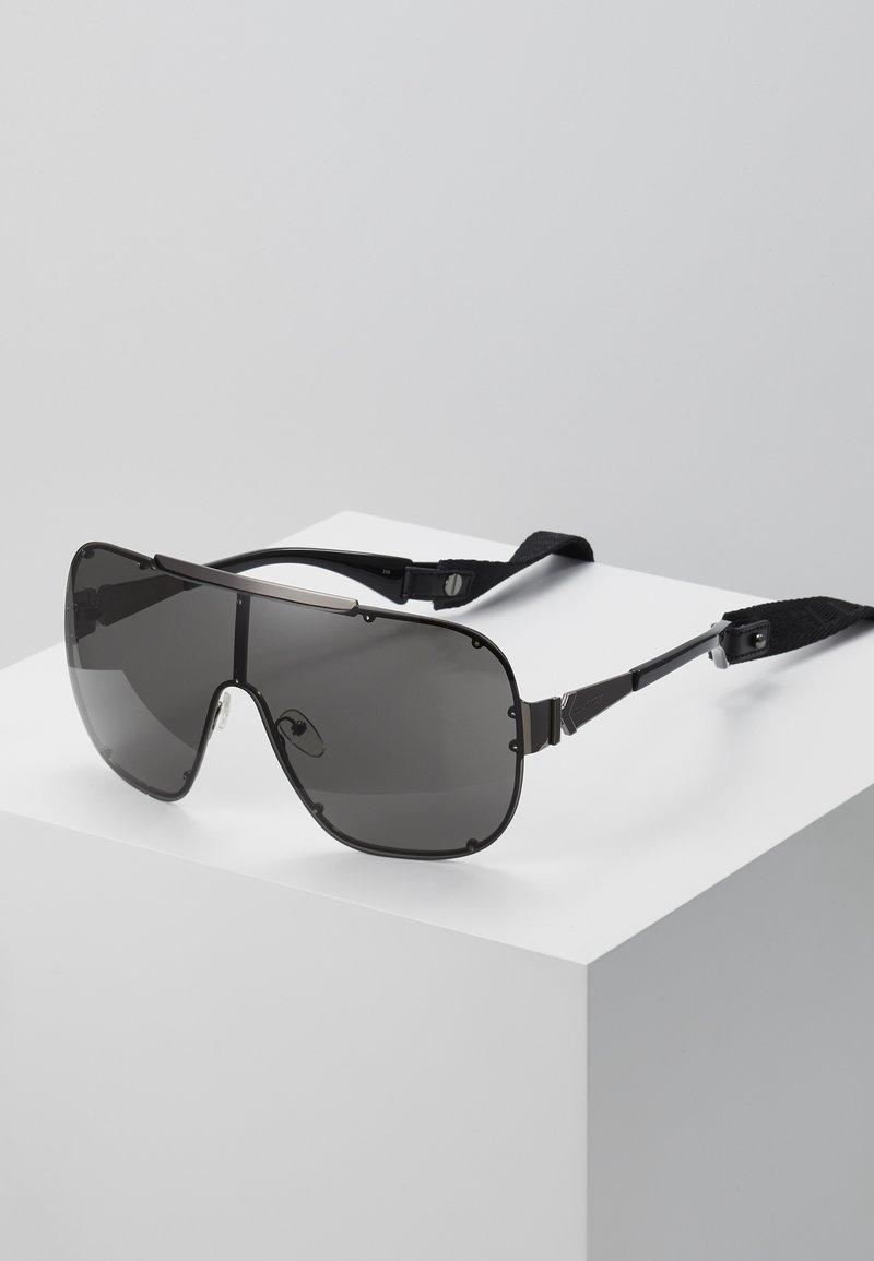 KARL LAGERFELD - CARINE MASK - Okulary przeciwsłoneczne - black