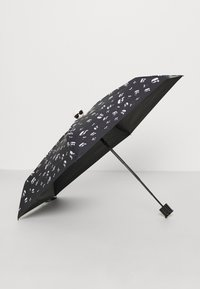 KARL LAGERFELD - IKONIK UMBRELLA - Umbrella - black - 2