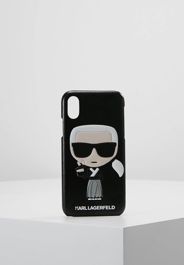 KARL LAGERFELD - IN TOKYO - Telefoonhoesje - black