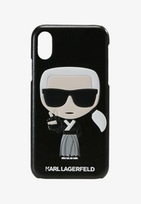 KARL LAGERFELD - IN TOKYO - Portacellulare - black - 1