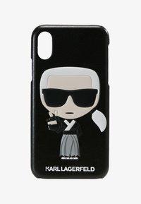 KARL LAGERFELD - IN TOKYO - Phone case - black - 1