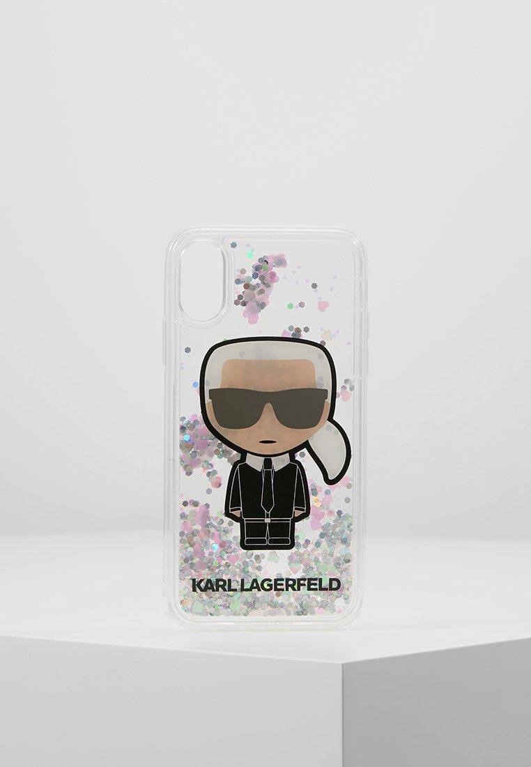 KARL LAGERFELD - KARLIFORNIA PHONE COVER - Funda para móvil - transparent