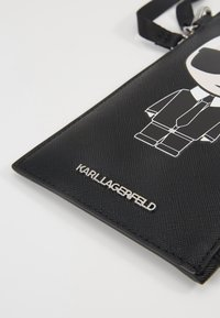 KARL LAGERFELD - Mobilveske - black - 3