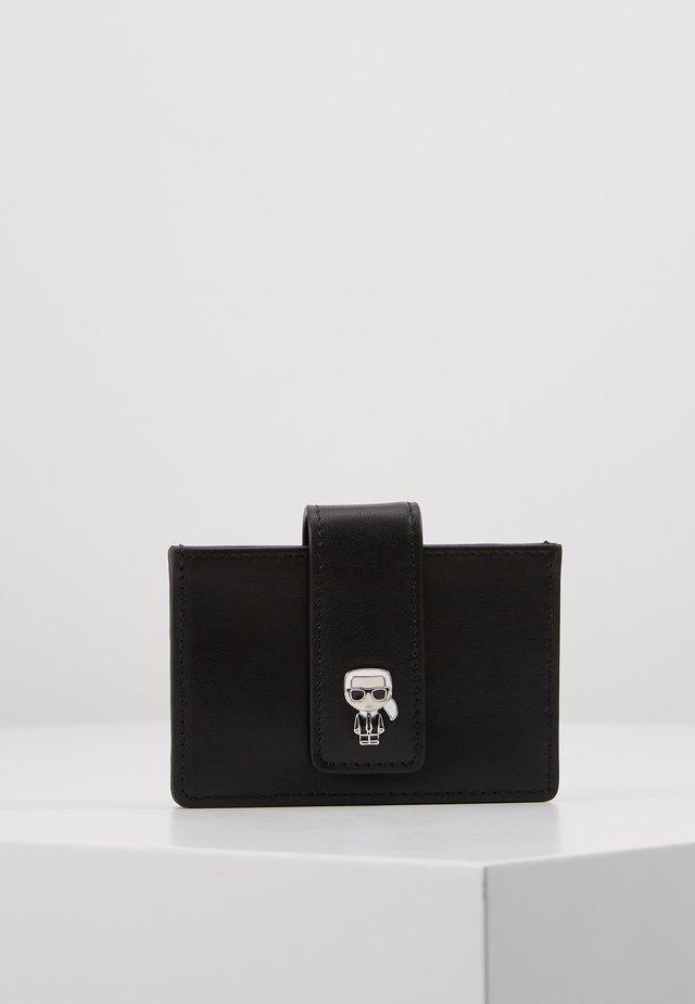 IKONIK MULTI CARDHOLDER - Visitkortsfodral - black