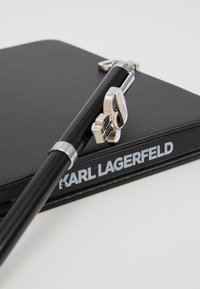KARL LAGERFELD - IKONIK NOTEBOOK PEN GIFTSET - Other - black - 2