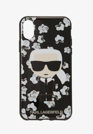 IKONIK ORCHID XS - Phone case - black