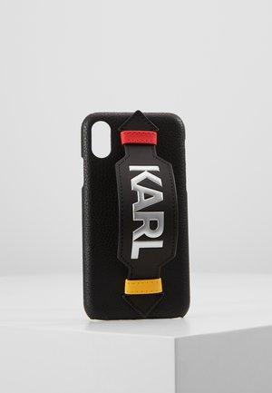 CASE WITH STRAP XS - Obal na telefon - black