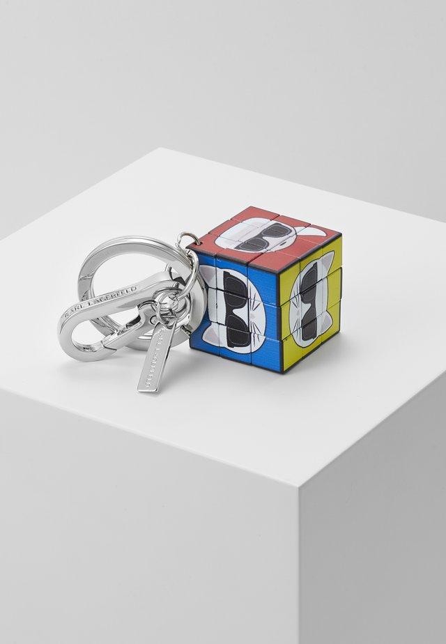 RUBIK CUBE KEYCHAIN - Schlüsselanhänger - multi