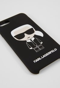 KARL LAGERFELD - IKONIK 8 - Obal na telefon - black - 2
