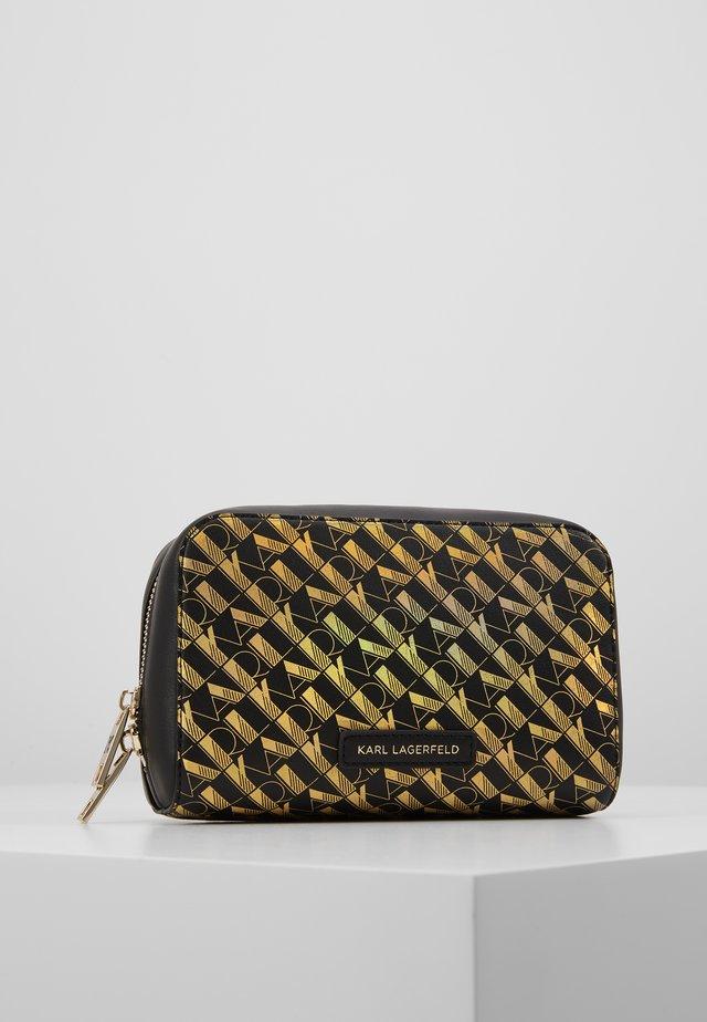 COSMETIC CASE - Wash bag - black