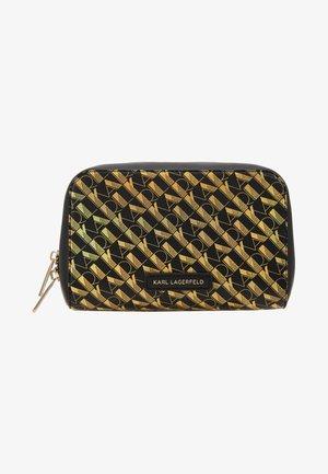 COSMETIC CASE - Kosmetická taška - black