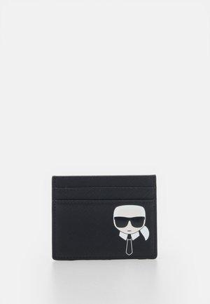 IKONIK CLASSIC CARD HOLDER - Peněženka - black