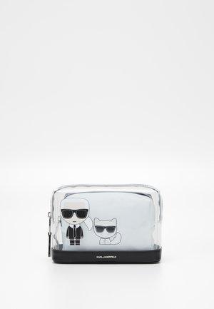 IKONIK POUCH - Wash bag - white