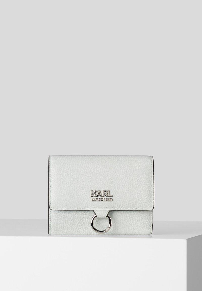KARL LAGERFELD - Wallet - a303 frozen