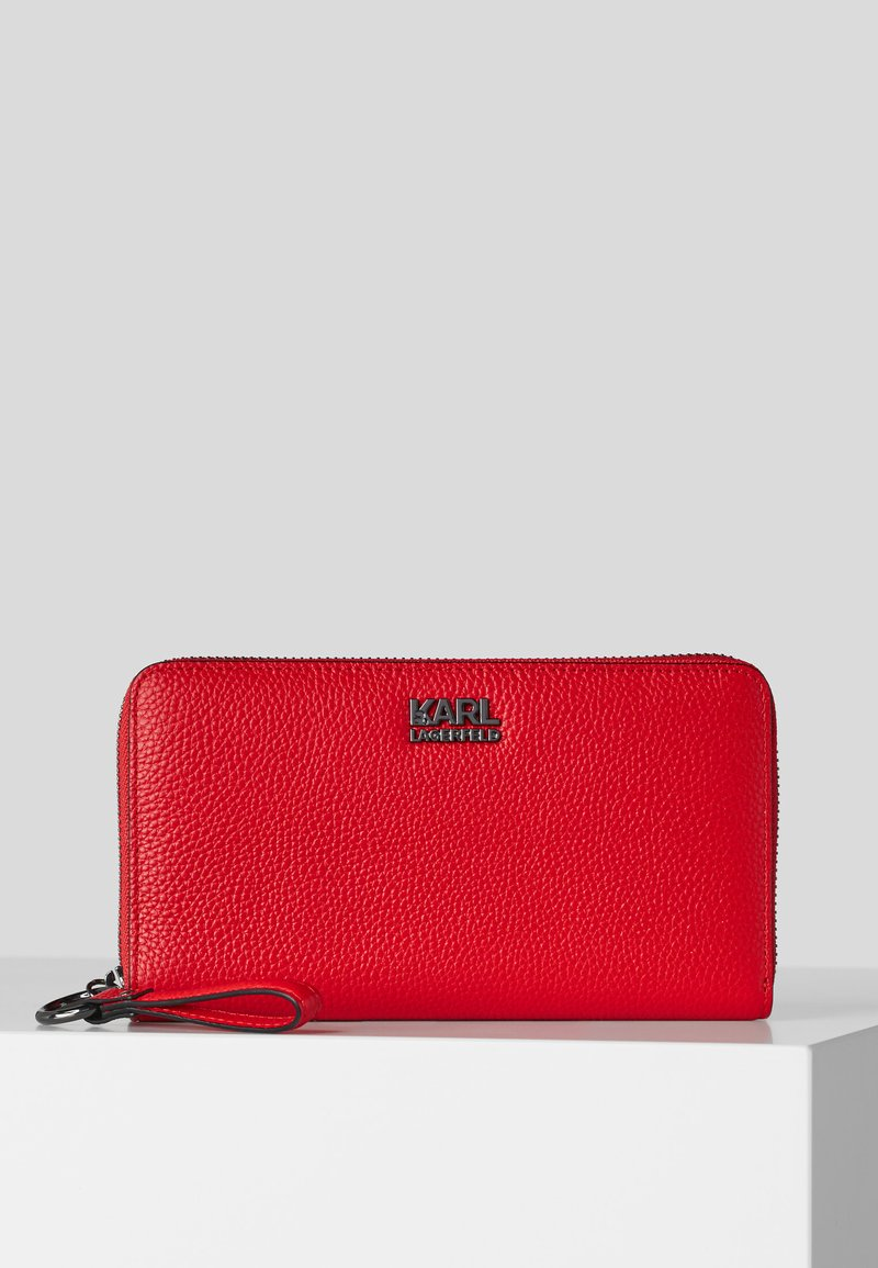 KARL LAGERFELD - Wallet - a517 chili