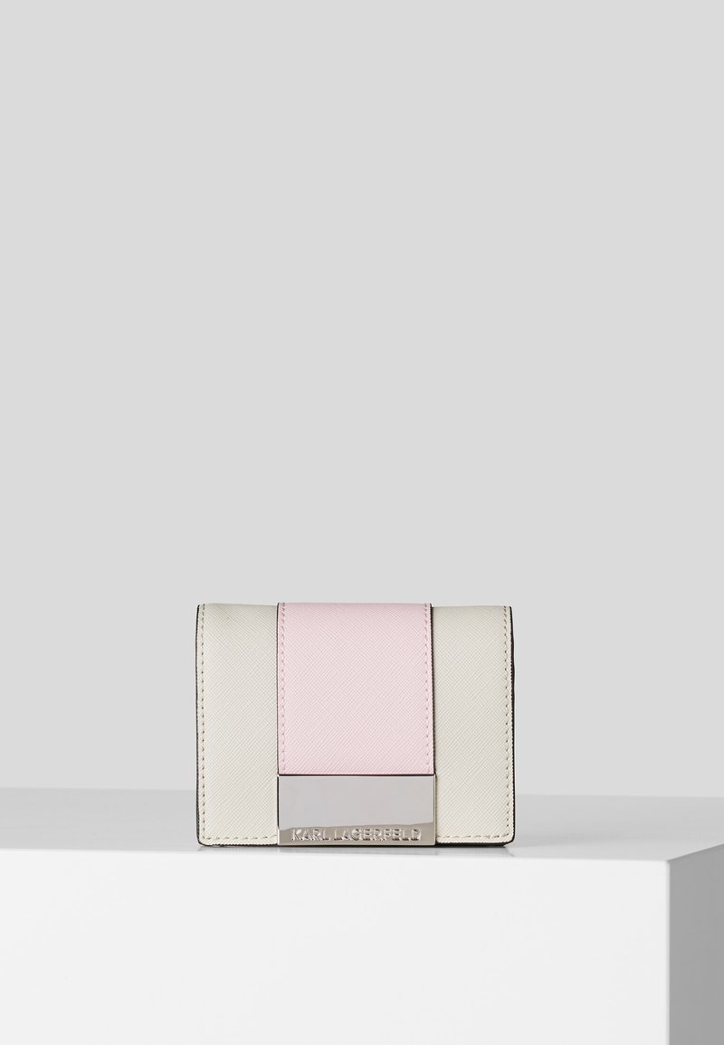 KARL LAGERFELD - Wallet - a746 lght taupe