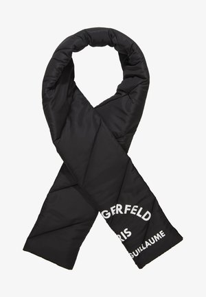 GUILLAUME PUFFER SCARF - Sjal - black