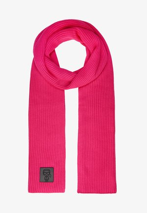 IKONIK PATCH SCARF - Sjaal - pink