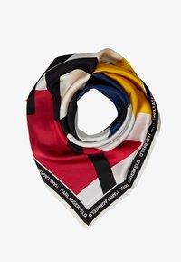 KARL LAGERFELD - BAUHAUS SCARF - Foulard - multi-coloured - 1