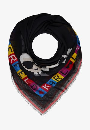 IKONIK PIXEL SCARF - Skjerf - multi-coloured