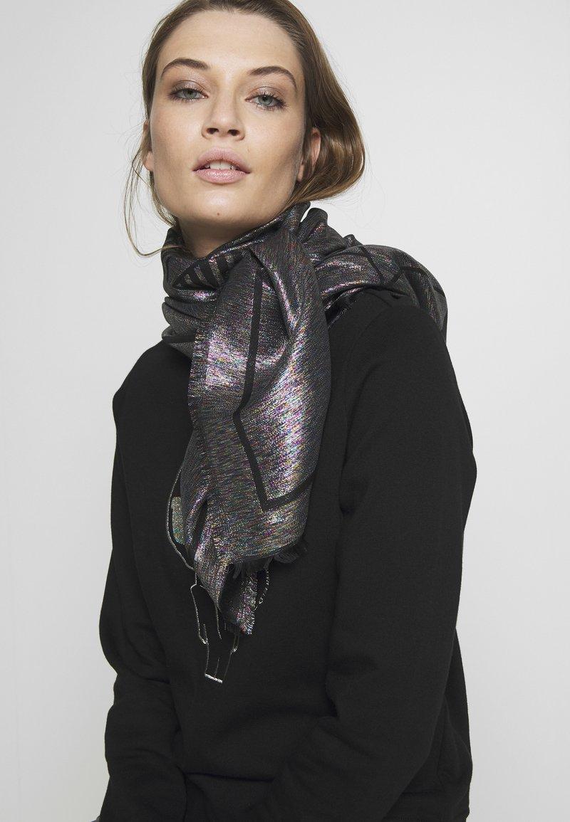 KARL LAGERFELD - Foulard - black