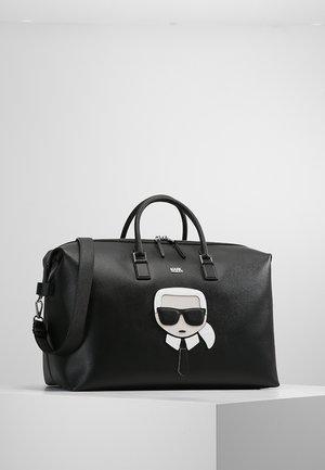 K/IKONIK  - Bolsa de fin de semana - black