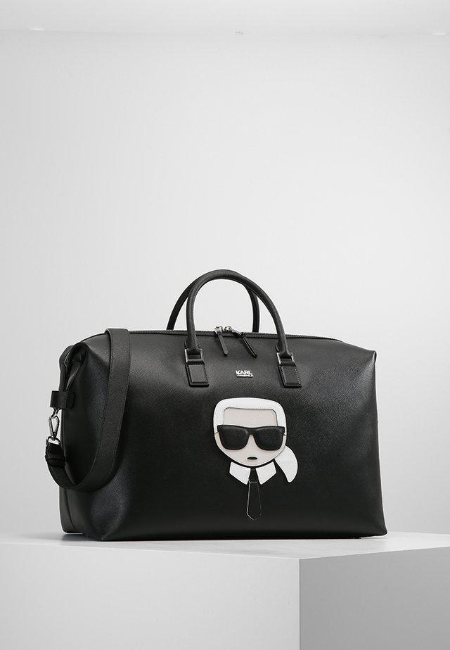K/IKONIK  - Weekend bag - black