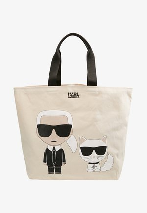 IKONIK  - Shopper - white