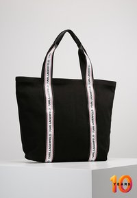KARL LAGERFELD - Bum bag - black - 2