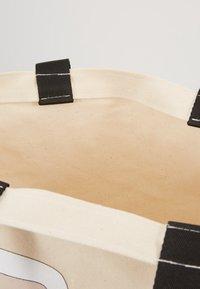 KARL LAGERFELD - IKONIK - Tote bag - natural - 4