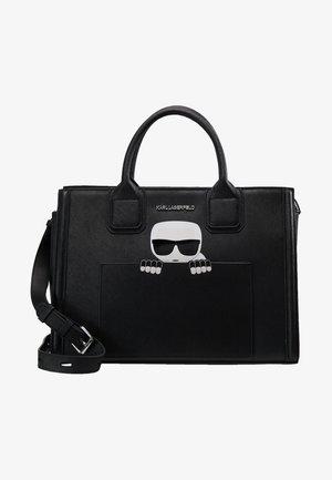 IKONIK KKLASSIK TOTE - Handbag - black