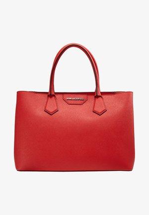 Handbag - strawberry