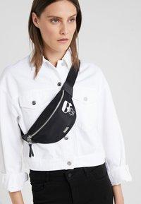 KARL LAGERFELD - Bum bag - black - 1