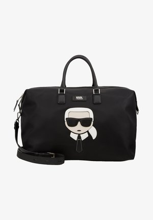 IKONI WEEKENDER - Sac week-end - black