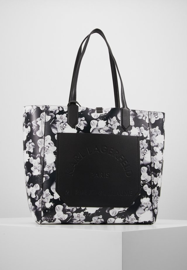 JOURNEY TOTE - Shopping Bag - purple