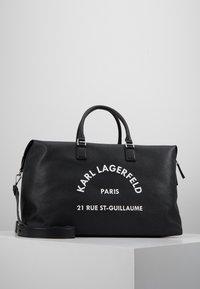 KARL LAGERFELD - Weekendveske - black - 0