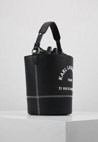 KARL LAGERFELD - Sac à main - black - 3