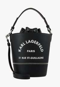 KARL LAGERFELD - Sac à main - black - 5