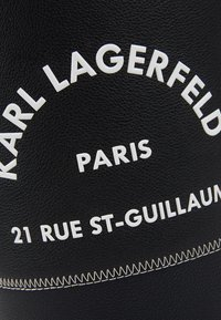 KARL LAGERFELD - Sac à main - black - 6